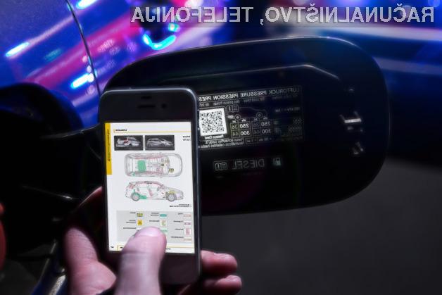 S QR kodami naj bi svoje izdelke kmalu pričeli opremljati še drugi vodilni proizvajalci avtomobilov.