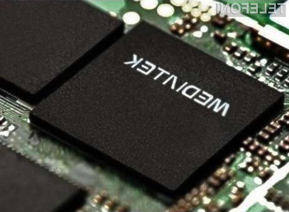 Cenovno ugodni mobilniki bodo s čipovjem MediaTek MT6572 postali hitrejši in odzivnejši!