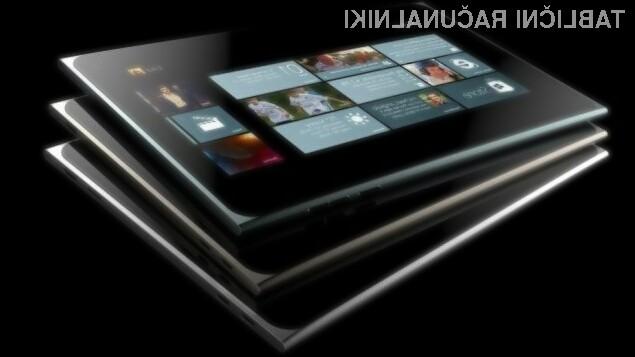 Prvi tablični računalnik Nokia Lumia naj bi bil naprodaj že letos poleti!