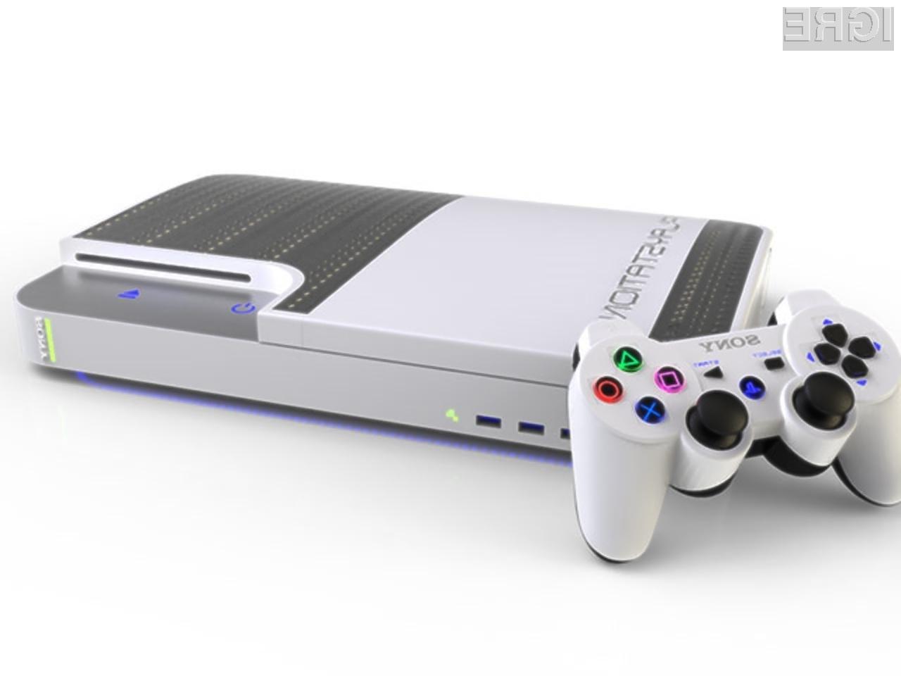 Za nakup igralne konzole Sony PlayStation 4 naj bi bilo potrebno odšteti okoli 400 evrov.