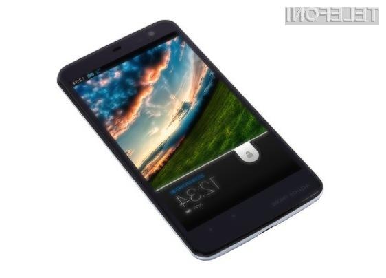 Baterija je samo ena izmed odlik mobilnika Sharp Aquos 206SH.