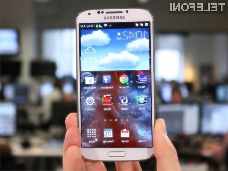 Novi Samsung Galaxy S4 bo omogočal kar dvakrat hitrejši mobilni prenos podatkov v primerjavi z zdajšnjo inačico!