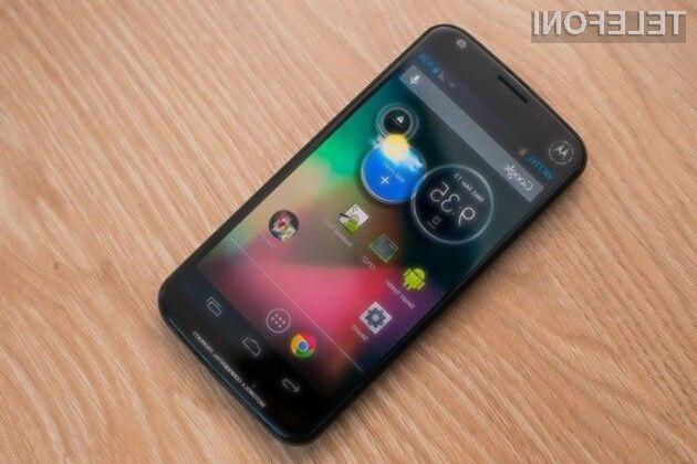 Mobilnik Motorola Moto X naj bi bil opremljen z 2-jedrnim procesorjem in visokoločljivim zaslonom.