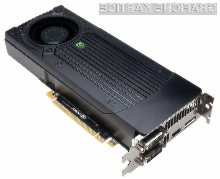 Grafična kartica Nvidia GeForce GTX 760 ponuja odlično razmerje med ceno in zmogljivostjo.