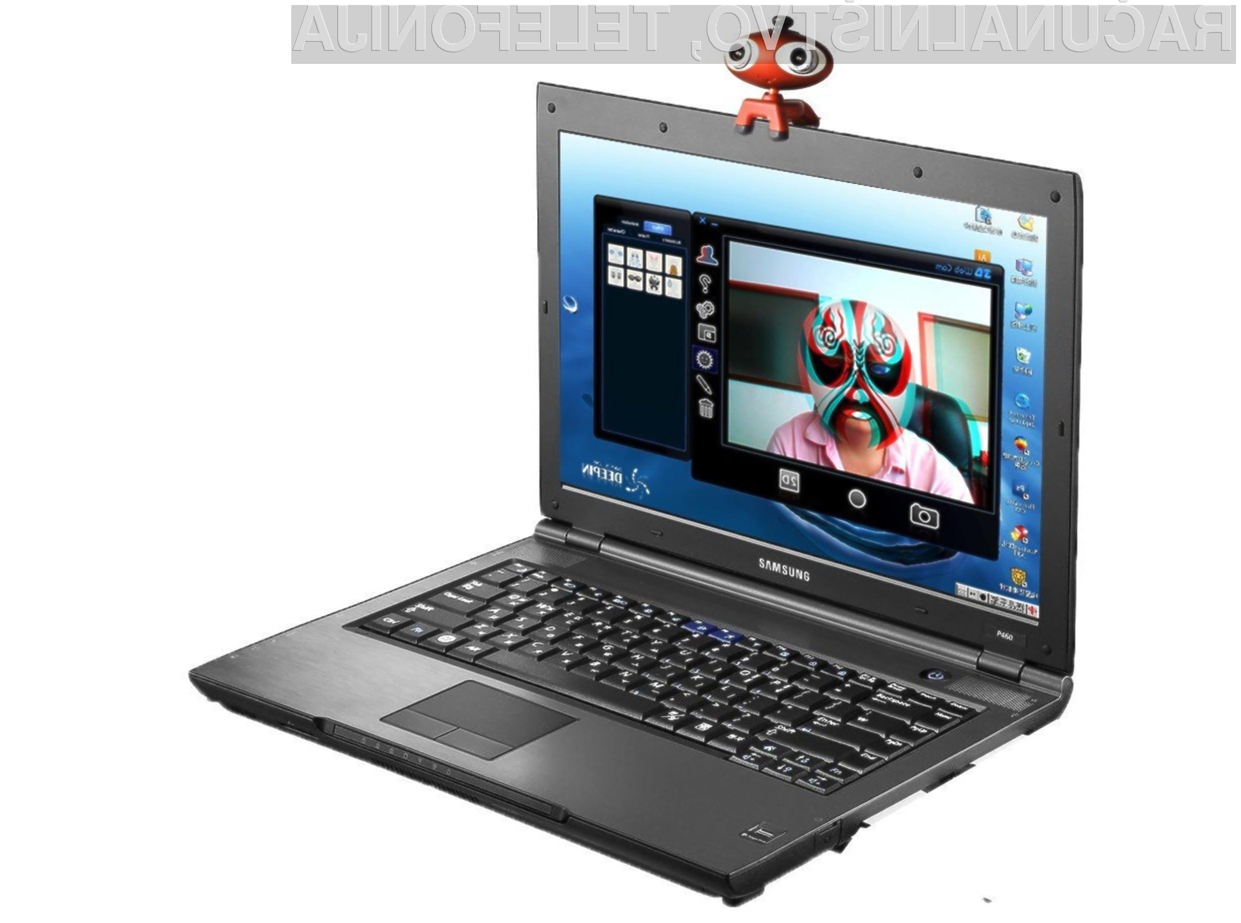 Če pogosto zahajate na sumljive spletne strani, vam priporočamo, da spletno kamero prelepite z lepilnim trakom.