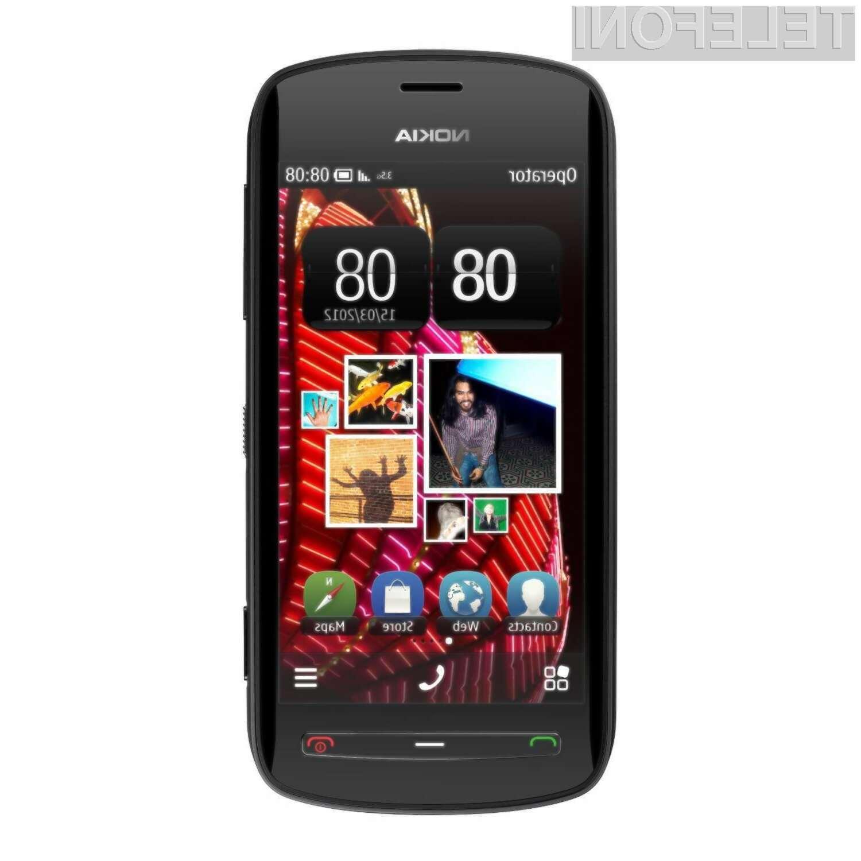 Letos poleti bo tovarno finskega giganta zapustil zadnji pametni mobilni telefon Nokia Symbian.