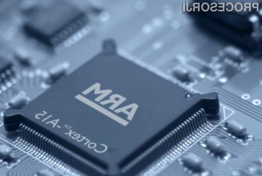 Grafična jedra ARM Mali-T760 bodo mobilne naprave spremenile v čistokrvne grafične postaje!