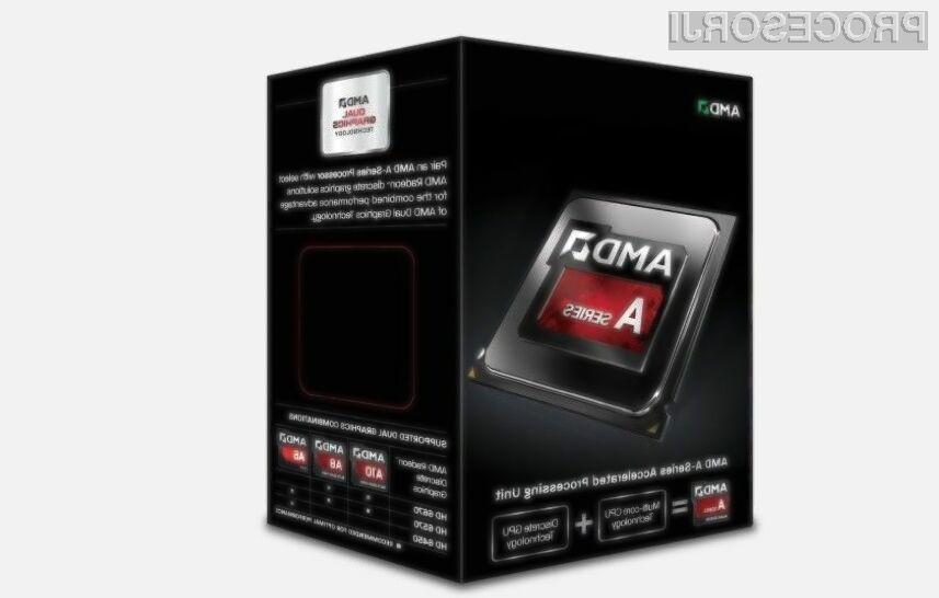 Procesorja AMD A10-6700T in A8-6500T bosta pisana na kožo računalniškim sistemom »vse-v-enem«.