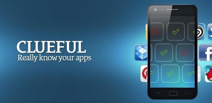 Clueful za Android prikaže katere zasebne podatke zbirajo vaše nameščene aplikacije.