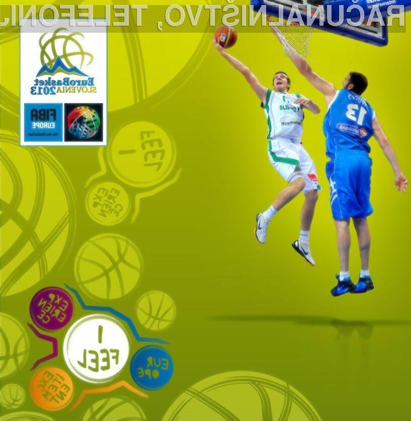 Bodite tudi vi del košarkarske evforije!