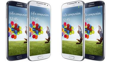 Pametni mobilni telefon Samsung Galaxy S4 gre v prodajo kot za stavo!