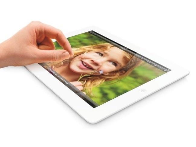Tablični računalnik Apple iPad Maxi naj bi bilo mogoče uporabljati še v vlogi miniaturnega prenosnika.