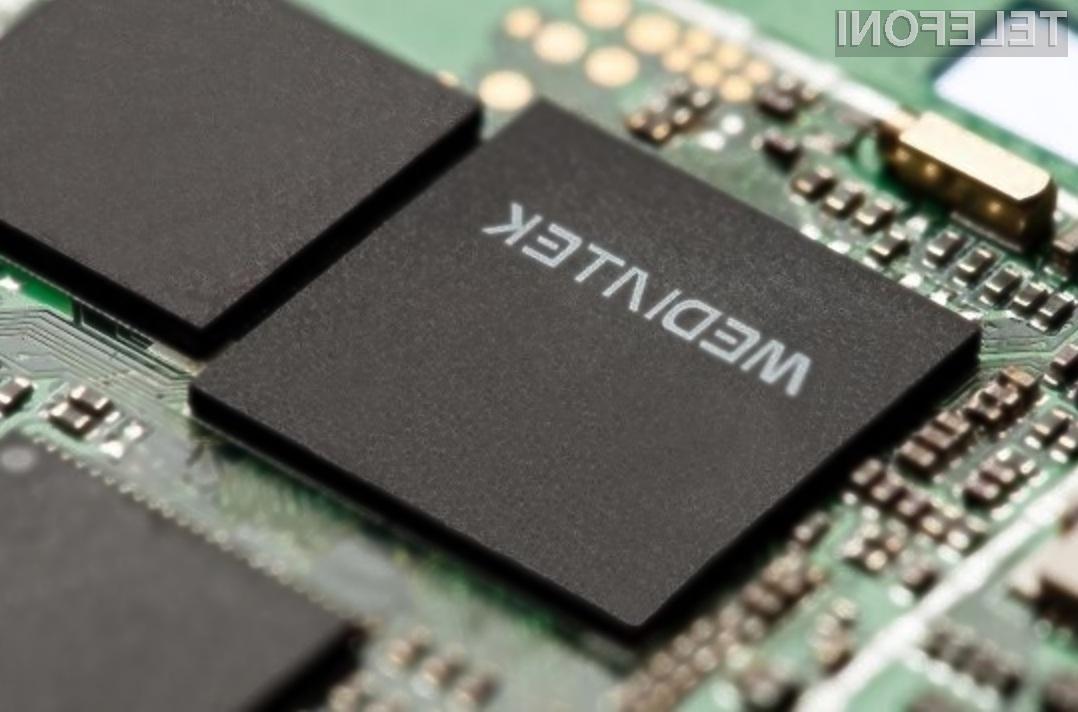Cenovno ugodne mobilne naprave bodo s čipovjem MediaTek MT6592 postale še hitrejše in odzivnejše!