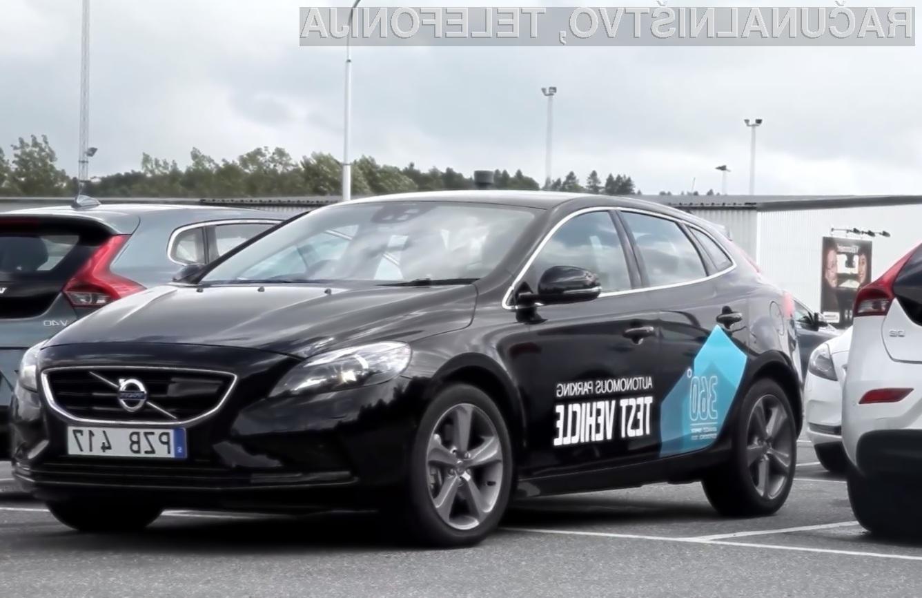 Avtomobili bodo v bližnji prihodnosti kar sami poiskali prosta parkirna mesta!