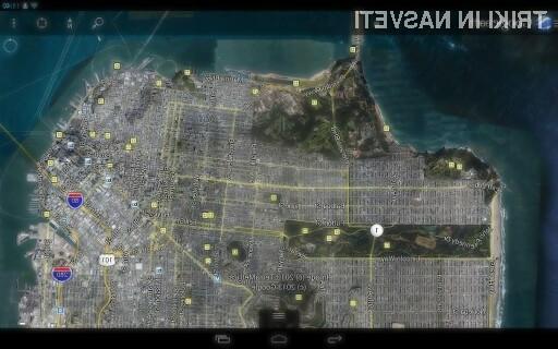 Mobilna aplikacija Google Earth je s storitvijo Google Street View postala še uporabnejša!