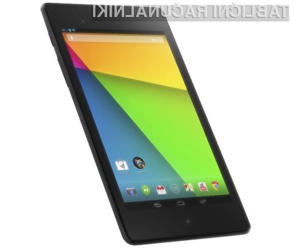 Prvi kupci bodo tablični računalnik Google Nexus 7 2 prejeli že v prvi polovici avgusta!