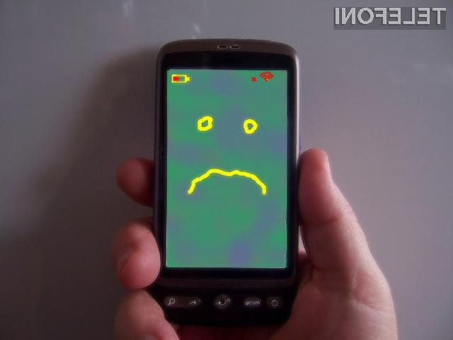 S programskim paketom MoodScope lahko mobilnik samodejno razpozna vaše razpoloženje.