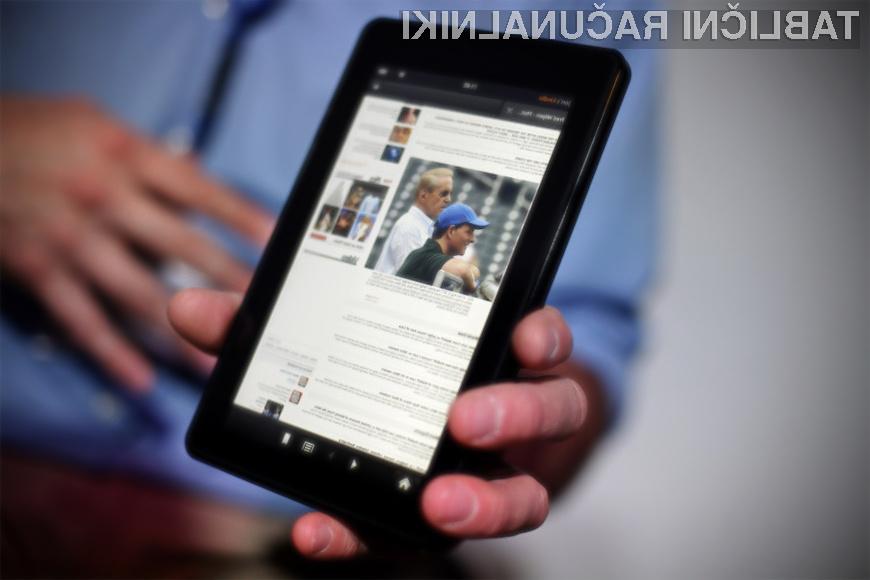 Visokoločljivi zasloni tabličnih računalnikov Kindle Fire HD 2 bodo kot nalašč za prebiranje e-knjig!