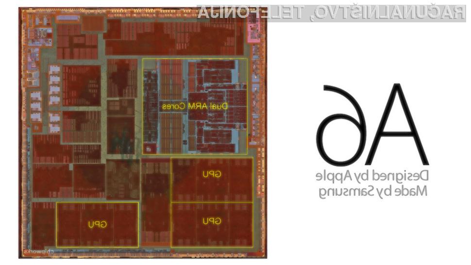 Prva čipovja podjetja TSMC bomo ugledali v novi generaciji Applovih mobilnikov iPhone in tablic iPad.