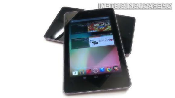 Vse težave s tabličnim računalnikom Google Nexus 7 naj bi bile odpravljene še pred koncem poletja.
