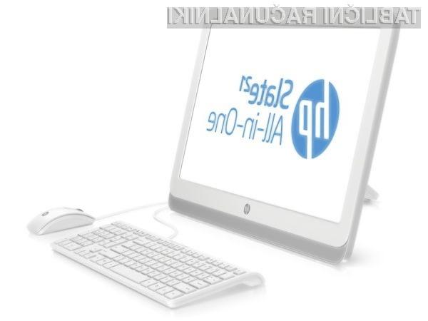 Tablični računalnik HP Slate 21 lahko zlahka nadomesti namizni računalnik!