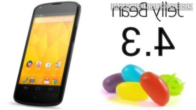 Mobilni operacijski sistem Android 4.3 Jelly Bean v primerjavi s prednikom prinaša bogato paleto novih možnosti in funkcij!