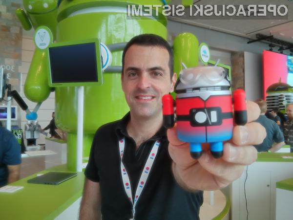 Hugo Barra naj bi izdelke podjetja Xiaomi Technology popeljal na svetovno tržišče!