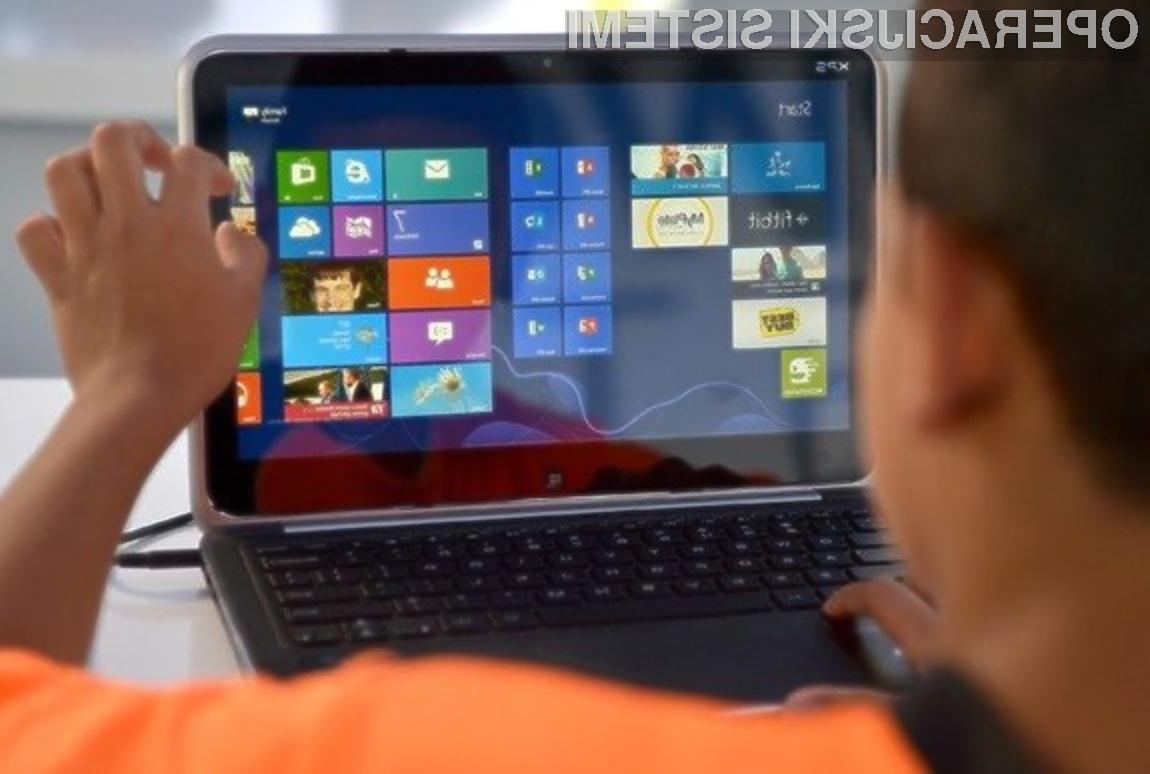 Stranska vrata operacijskega sistema Windows 8 naj bi s pridom izkoriščala vohunska ameriška agencija za nacionalno varnost NSA.