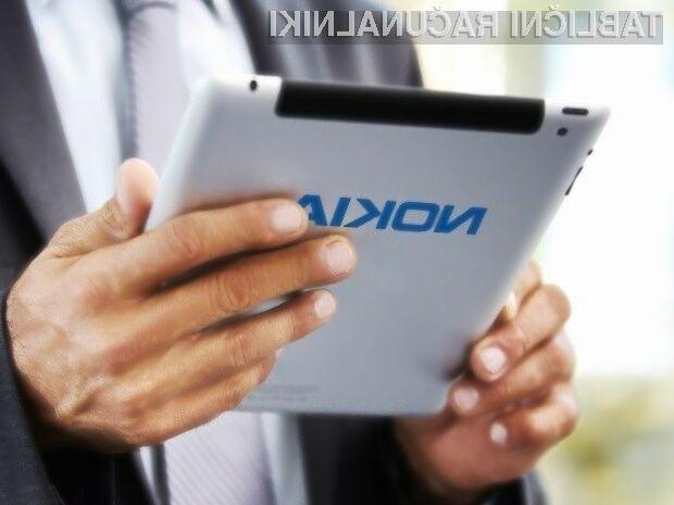 Prvi tablični računalnik Nokia Lumia naj bi bil naprodaj že jeseni!