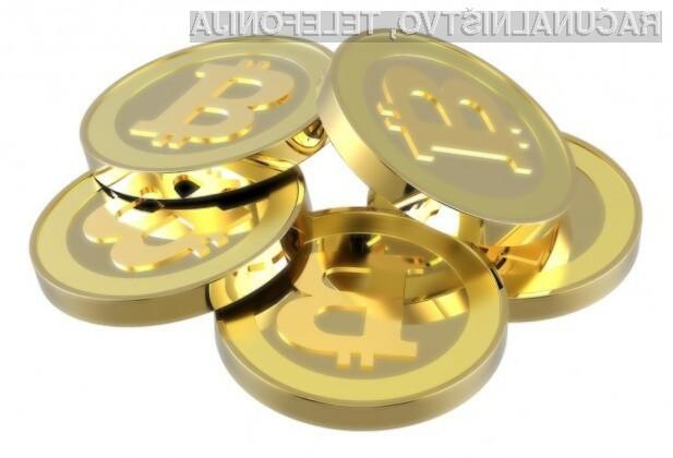 Kriminalci v navidezni denarni valuti Bitcoin nedvomno vidijo svojo