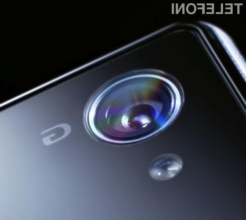 Pametni mobilni telefon Sony Xperia Z1 bo zlahka prepričal tudi ljubitelje digitalne fotografije!