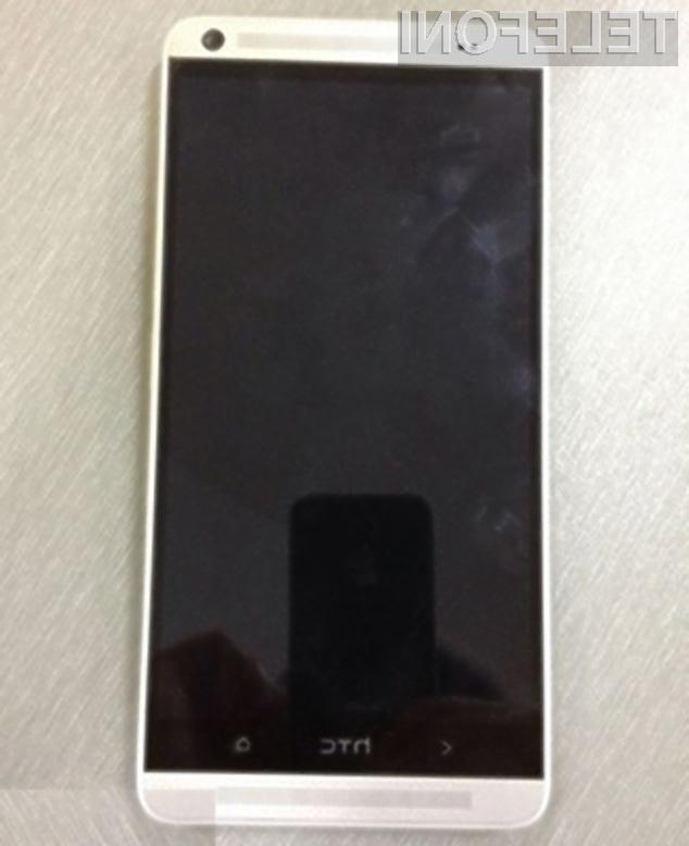 Pametni mobilni telefon HTC One Max naj bi šel odlično v prodajo predvsem na račun inovativnih tehnologij.