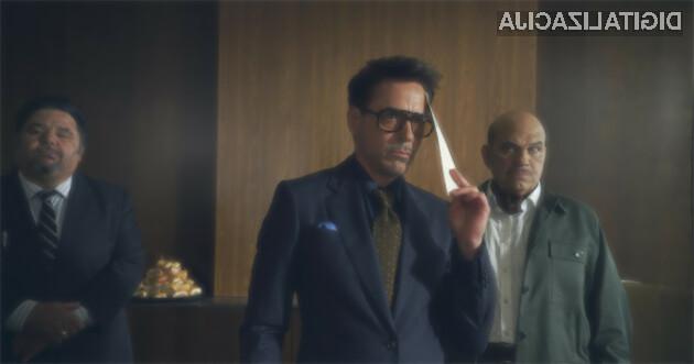 Robert Downey Jr. naj bi za sodelovanje prejel milijon dolarjev!