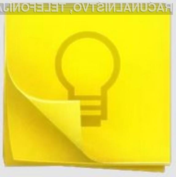 Prenovljena spletna beležnica Google Keep vas bo zlahka prevzela!