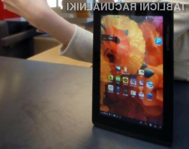 Tablični računalnik LG G Pad bo zlahka prepričal tudi najzahtevnejše uporabnike!