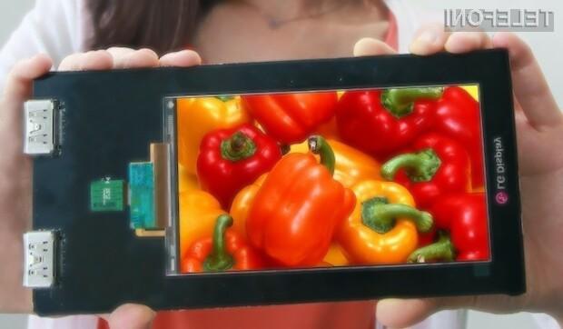 Pametne mobilne telefone podjetja LG bomo kmalu lahko uporabljali tudi v vlogi zmogljivih predvajalnikov večpredstavnostnih vsebin.
