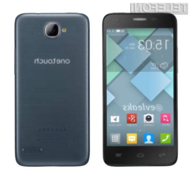 Mobilnik Alcatel One Touch Mini Idol bo kompakten in cenovno dostopen širši množici!