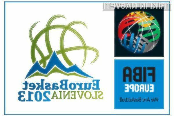 Evropsko košarkarsko prvenstvo EuroBasket 2013 bomo lahko spremljali tudi na mobilnih napravah!