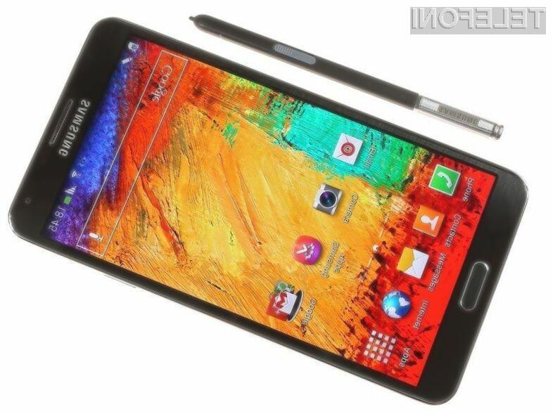 Če bo uporabnik poskušal Galaxy Note 3 aktivirati v državi, ki je ni na seznamu, se bo ta samodejno zaklenil.