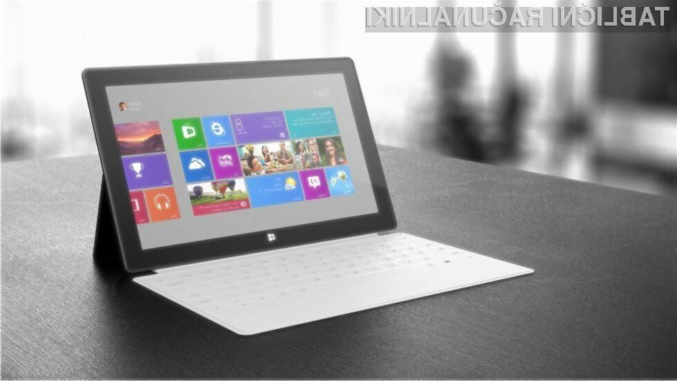 Druga generacija Microsoftovih tablic Surface bo opremljena z zmogljivejšo strojno opremo in novim operacijskim sistemom Windows.