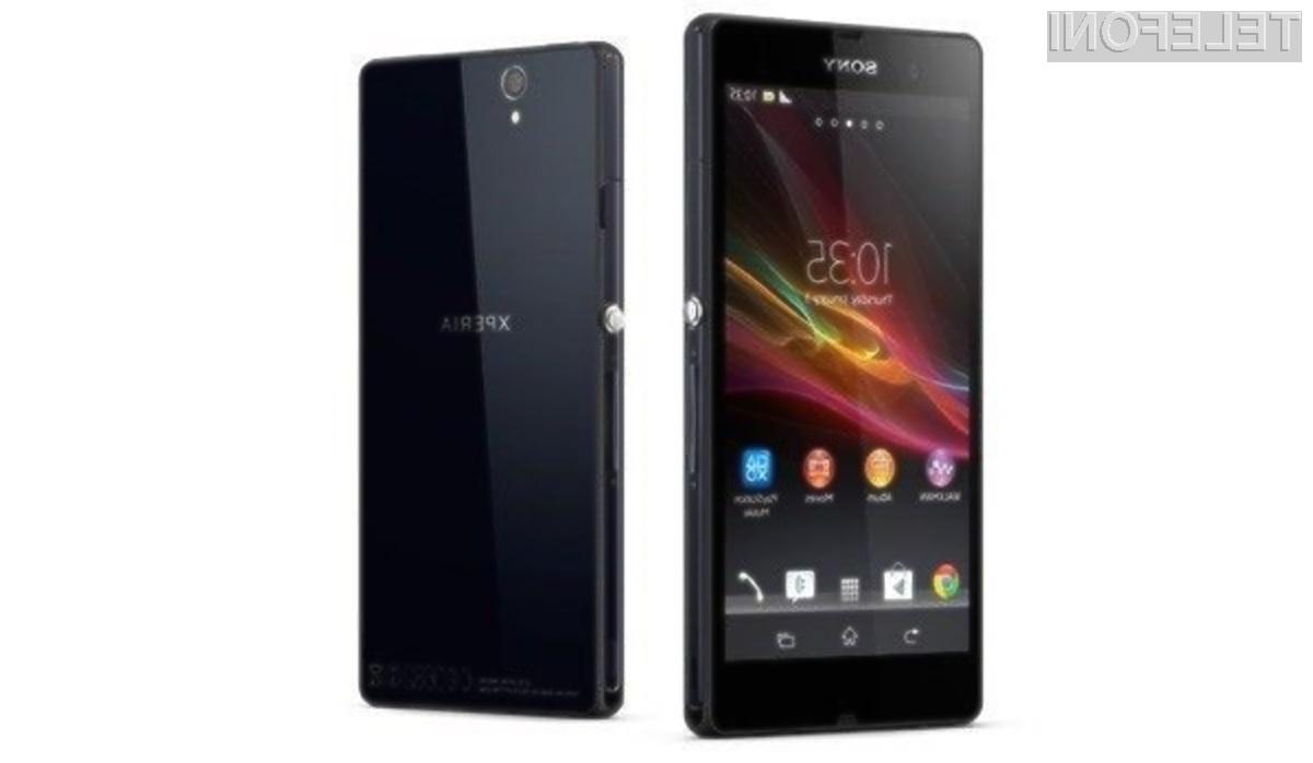 Lastniki mobilnika Sony Xperia Z1 ne bodo potrebovali kompaktnih digitalnih fotoaparatov!