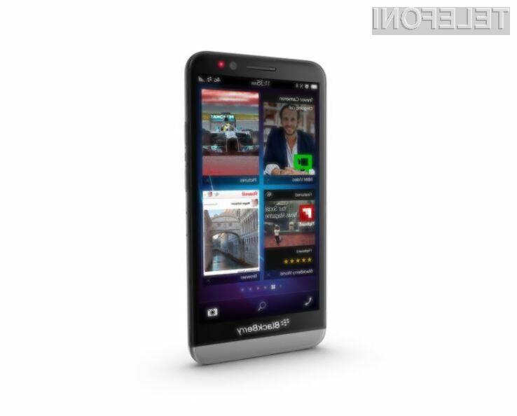 Usoda mobilnikov BlackBerry je v rokah finančne družbe Fairfax Financial Holdings!
