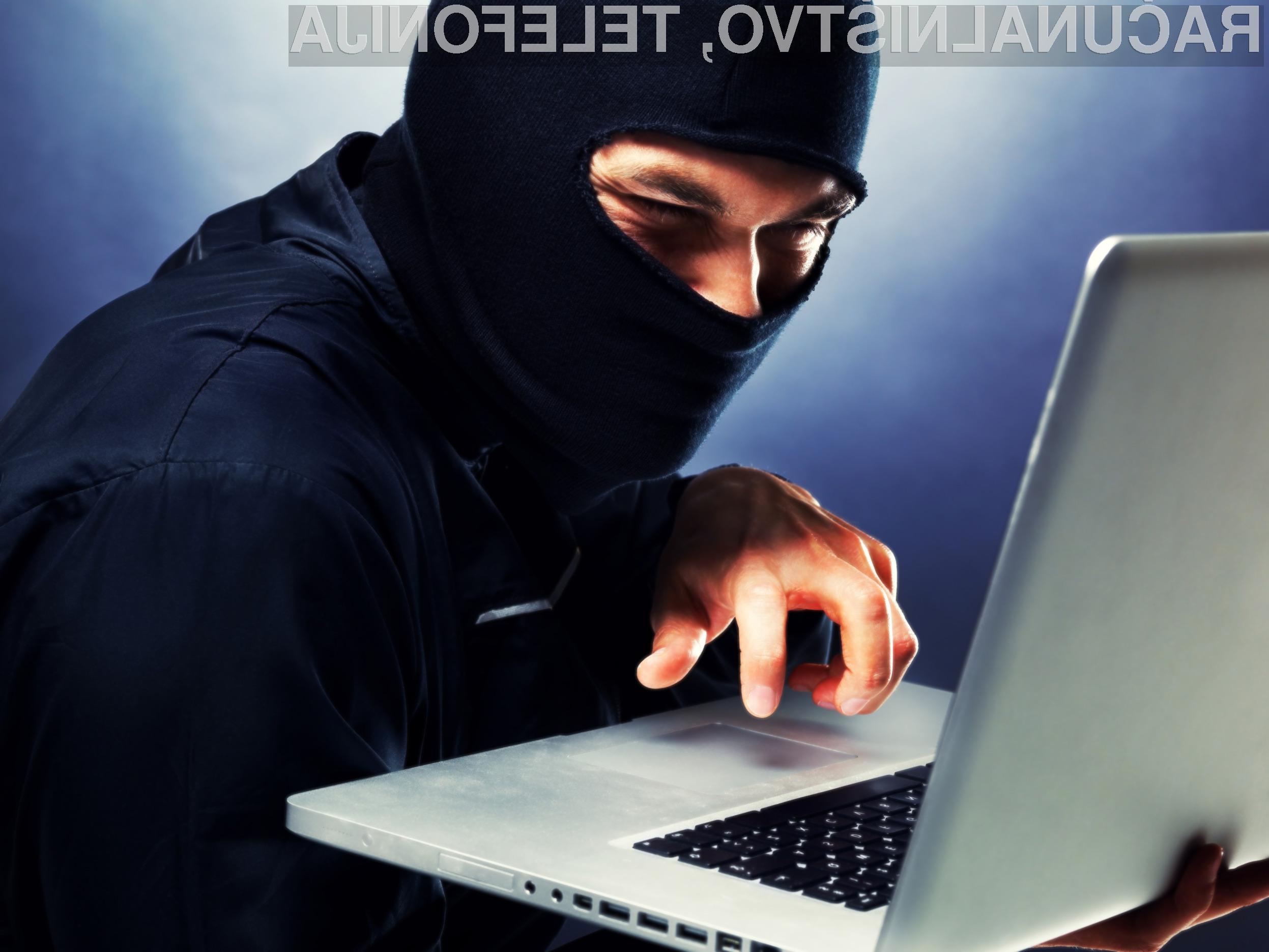Kriminalcem naj bi pri napadu na strežnike podjetja Vodafone pomagal njihov zaposleni.