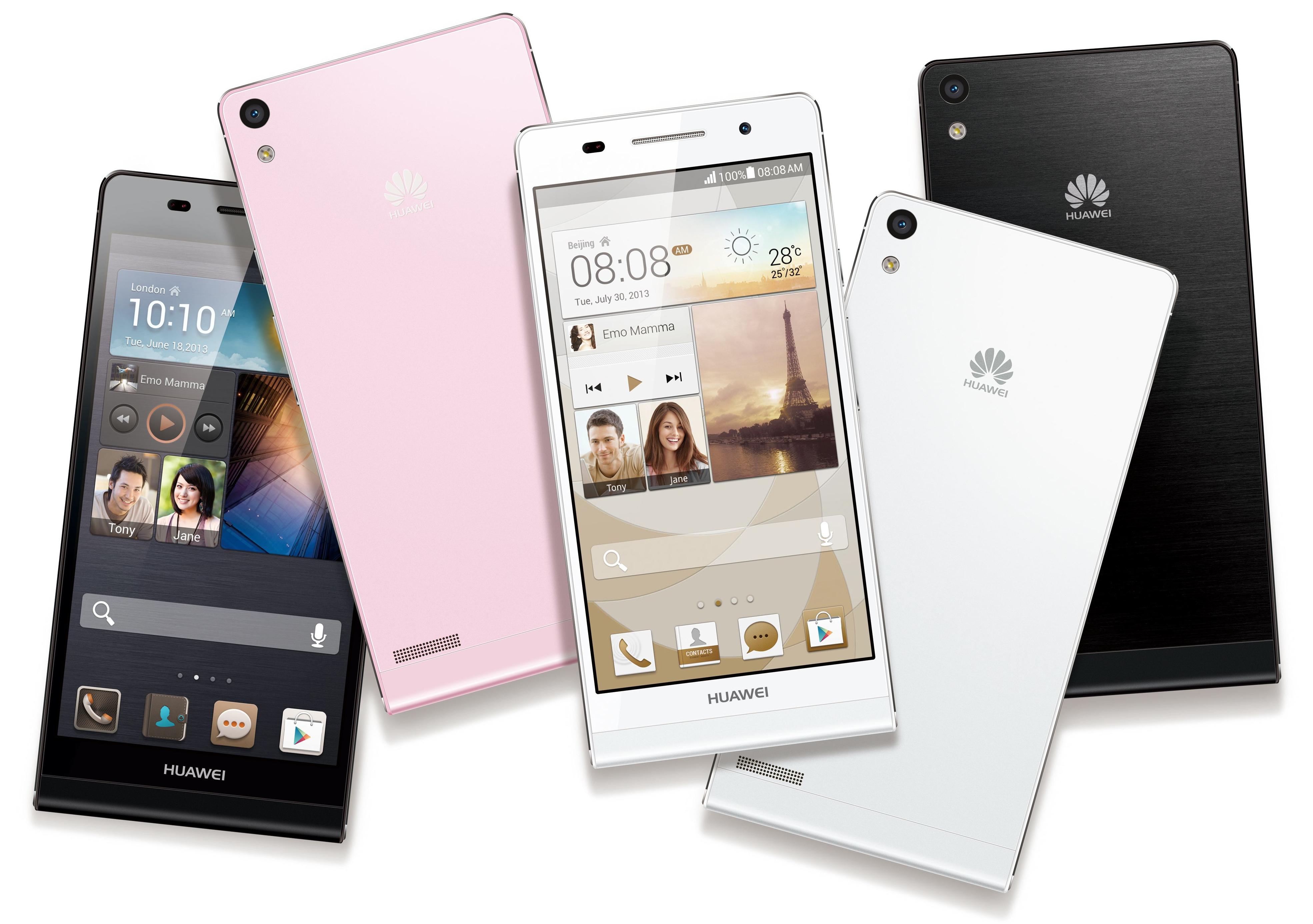 Mobilnik Huawei Ascend P6 je povsem upravičeno prejel nagrado za najboljši potrošniški pametni telefon v Evropi!