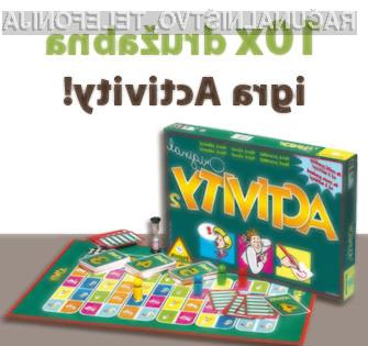 Sodelujte v nagradni igri in osvojite priljubljeno družabno igro!