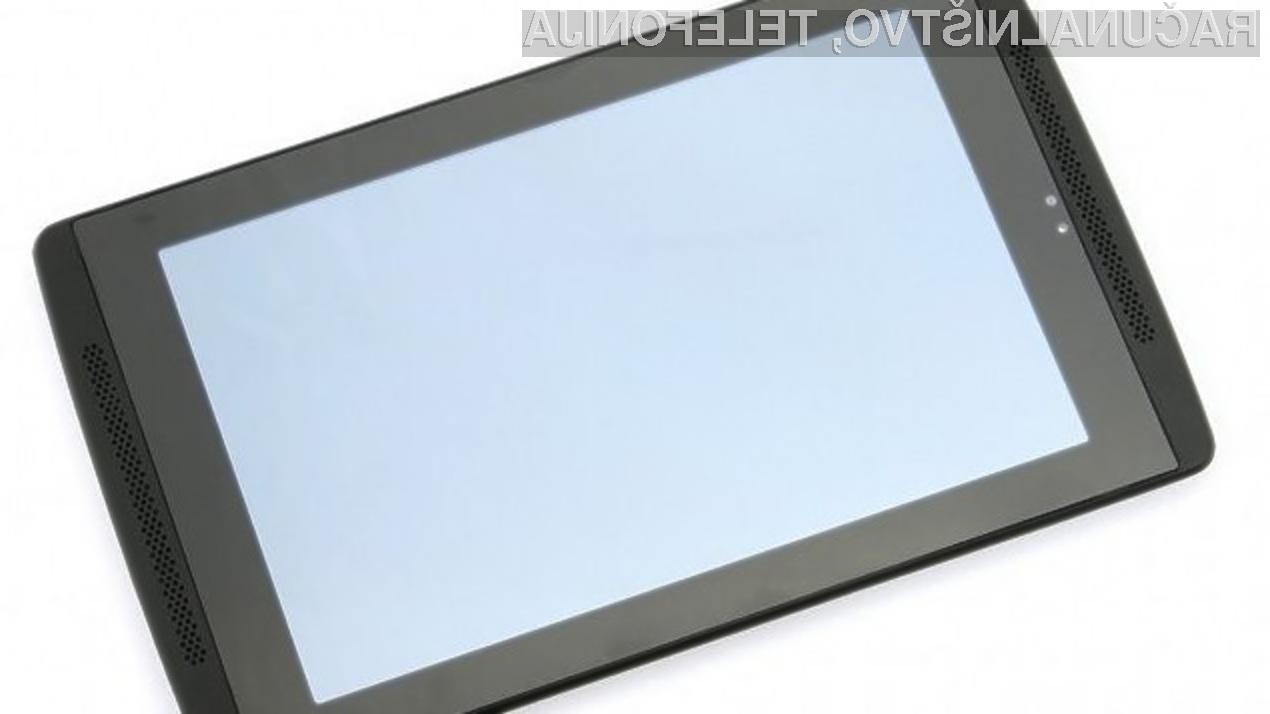 Tablični računalnik Nvidia Tegra Tab 7 bo na prodajne police trgovin zašel predvidoma oktobra!