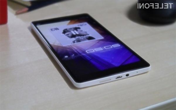 Pametni mobilni telefon Oppo N1 bo pisan na kožo ljubiteljem digitalne fotografije!