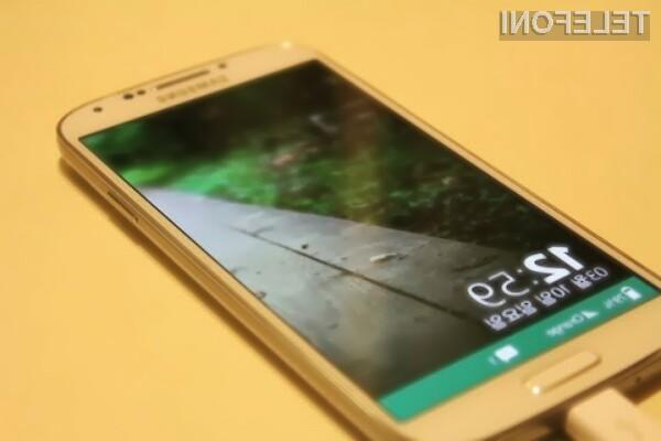 Novi operacijskih sistem Tizen se odlično prilega pametnemu mobilnemu telefonu Samsung Galaxy S4!