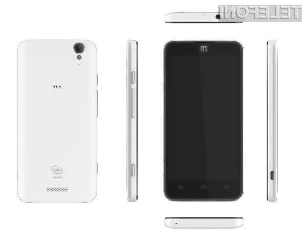 Zmogljivost pametnega mobilnega telefona ZTE Geek bomo le stežka izkoristili v celoti!