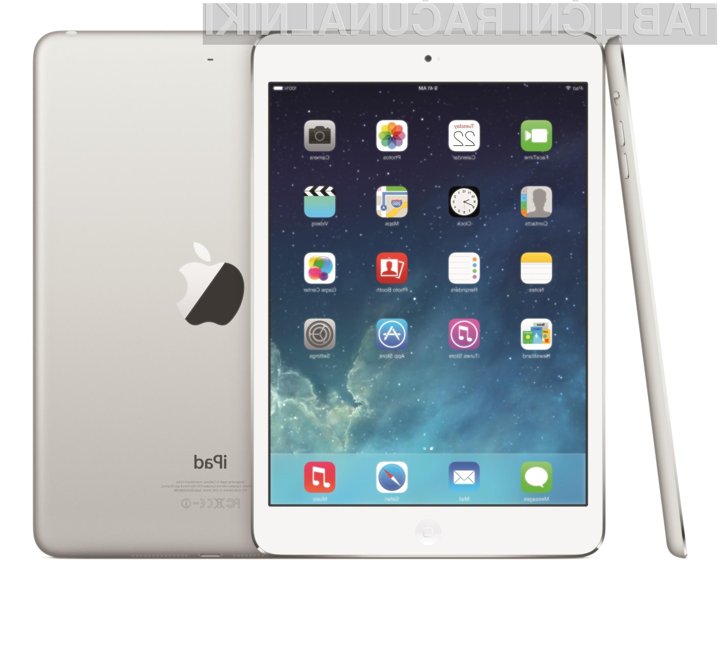 Apple iPad izgubil lovoriko najbolj priljubljene tablice